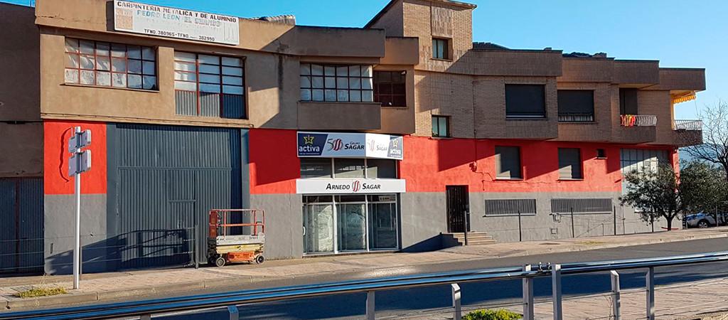Nuevo establecimiento en Arnedo