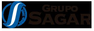 Logo Sagar negro