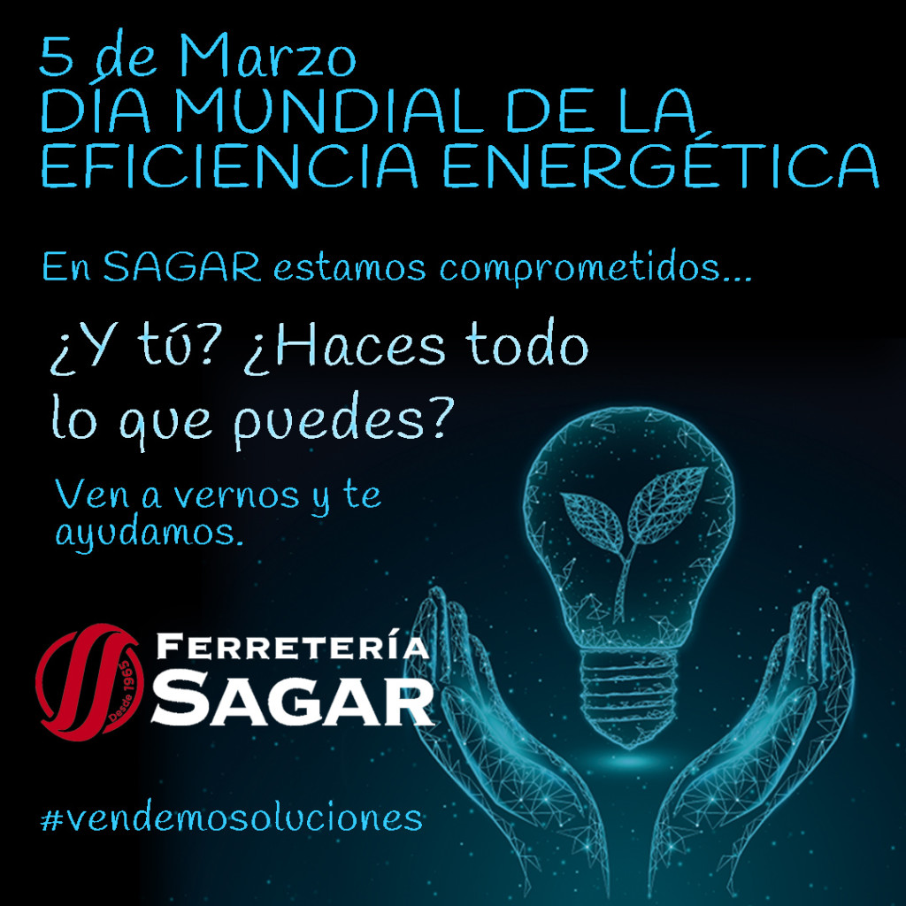 Día Mundial de la Eficiencia Energética en Sagar - Background de www.freepik.es