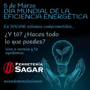Día Mundial de la Eficiencia Energética en Sagar - Background de www.freepik.es