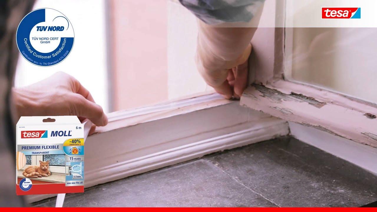 Burletes para aislar puertas y ventanas