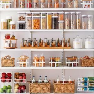 Elimina envases y ahorrarás espacio