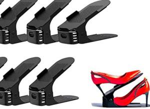 Ahorrar espacio por cada par de zapatos